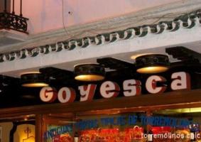 Pastelería Goyesca