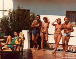 Amigos en villa teresa