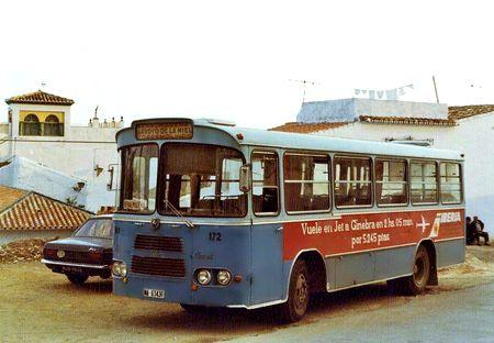 Autobus portillo
