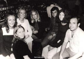 Bar beachcomber 1972