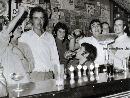 Bar beachcomber