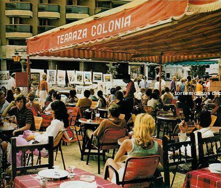 Bar colonia