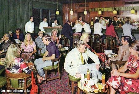 Bar ingles hotel pez espada
