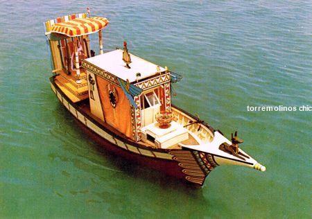 Barco discoteca cleopatra