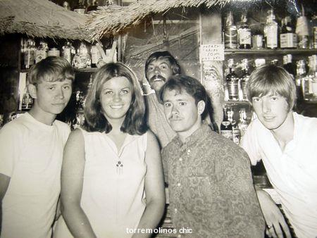 Beachcomber bar 1968