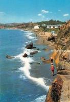 Benalmadena playa de santa ana