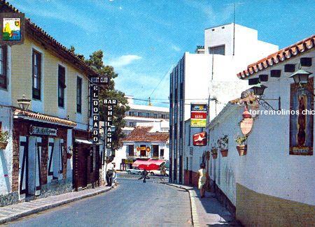 Calle maria barrabino