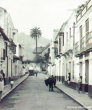 Calle san miguel 1946