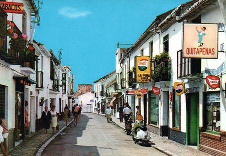 Calle san miguel 1964