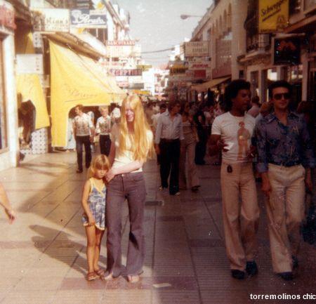 Calle san miguel 1974