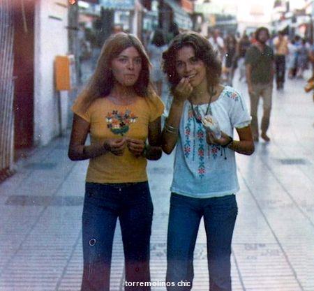Calle san miguel años setenta