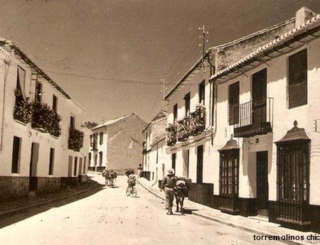 Calle san miguel antigua