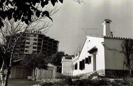 Casa peña blanca