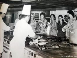 Cocina de un hotel