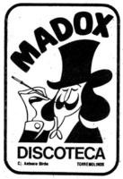 Dicoteca madox cartel