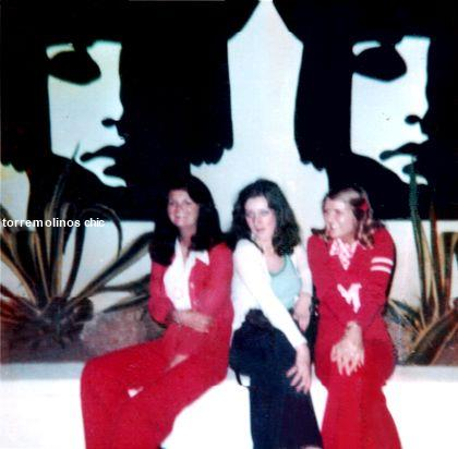 Discoteca tiffanys 1974
