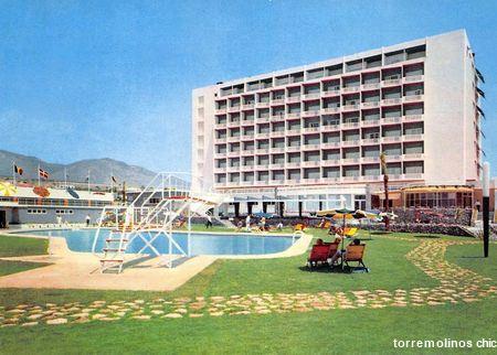 El hotel pez espada