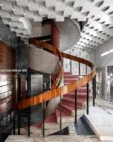 El remo escalera