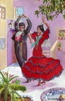 Flamenco melia a