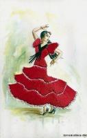 Flamenco melia d