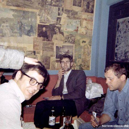 Harrys bar 1969