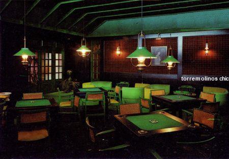 Hotel amaragua sala de juego