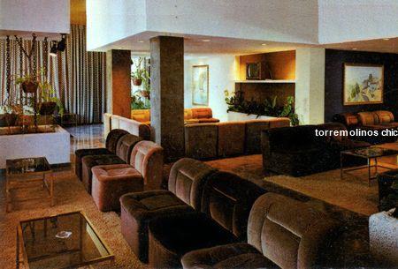 Hotel amaragua salones