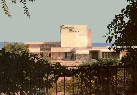 Hotel carihuela palace