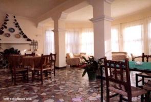 Hotel casablanca salon