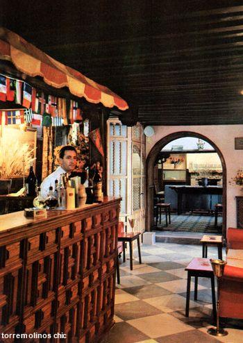 Hotel el pinar bar