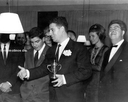 Hotel jorge v 1964