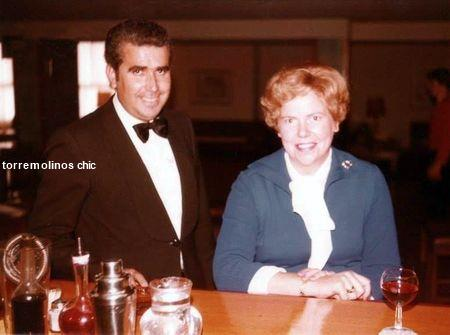 Hotel las palomas 1975