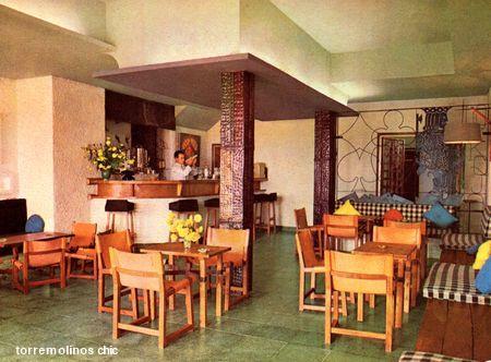 Hotel los alamos bar