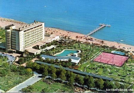 Hotel pez espada jardines
