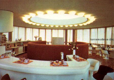Hotel tres torres comedor
