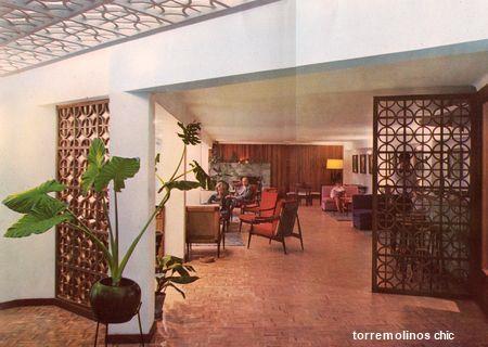 Hotel tropicana hall