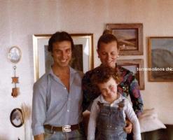 Juan tejero y familia