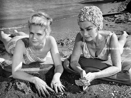 Lee remick y lilly palmer
