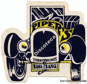 Logotipo discoteca pipers