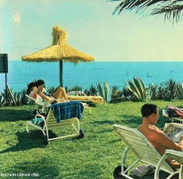 Marbella sombrilla