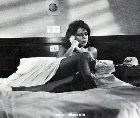 Objetivo bikini telefono