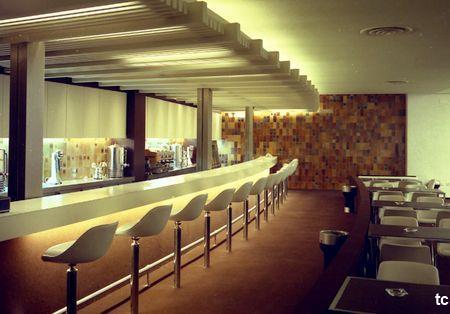 Palacio de congresos cafeteria