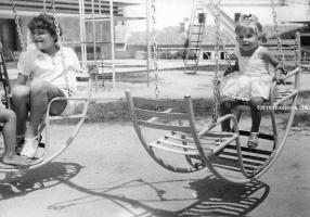 Parque infantil la nogalera