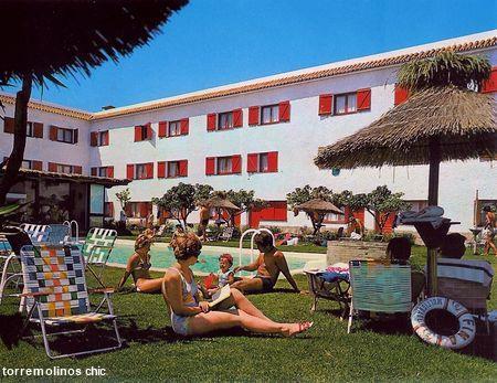 Piscina hotel tarik