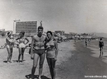 Playa de la carihuela