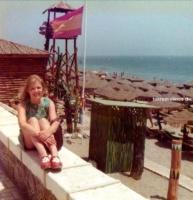 Playa del bajondillo 1974