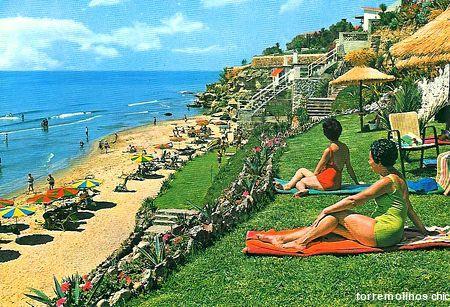 Playa del hotel riviera