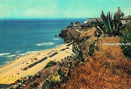 Playa roca santa clara