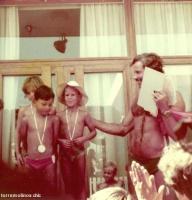 Playamar medallas natacion