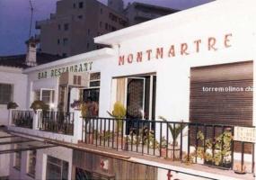 Restaurante montmartre fachada